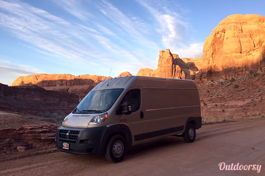 2017 Ram Promaster Highboy Salt Lake City, UT