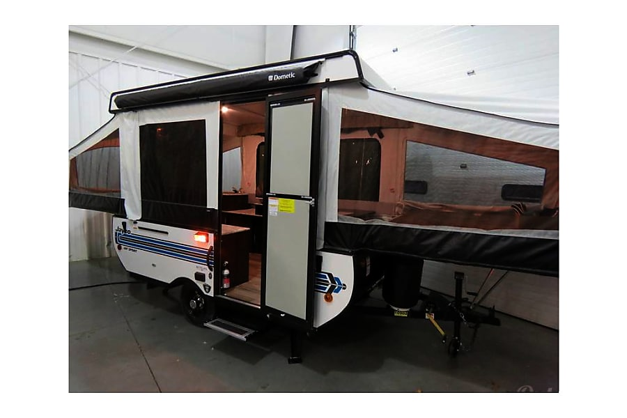 2018 Jayco Sport 10SD Popup Camper Trailer Troutman NC