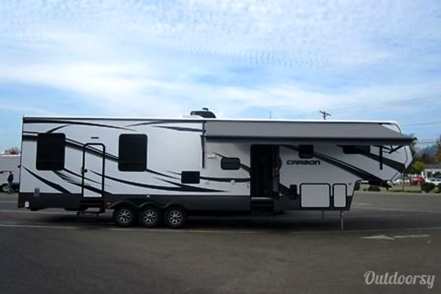 2015 Keystone Carbon 387 Beaumont, CA