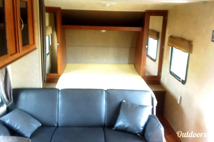 2015 Forest River Salem Cruise Lite Victorville, CA