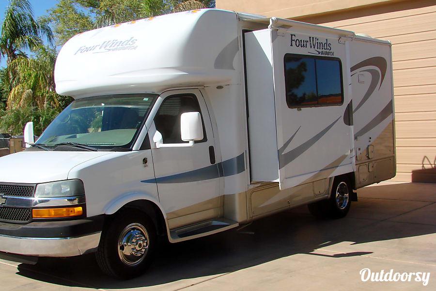 2007 Thor Motor Coach Four Winds Five Thousand Peoria, AZ