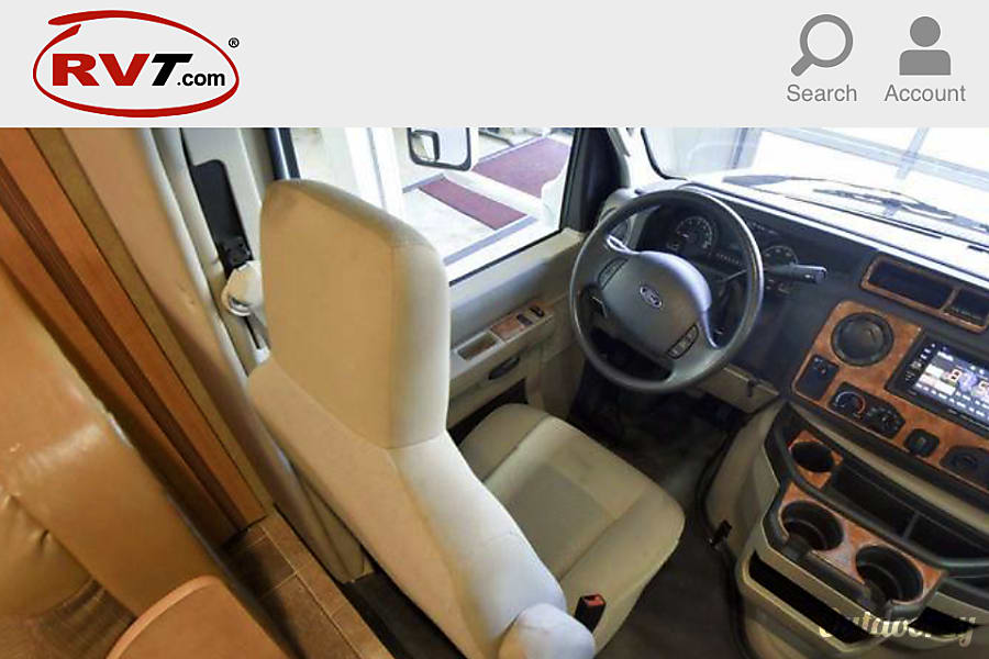 car rental toms river nj  2017 Thor Motor Coach Chateau Motor Home Class C Rental in Toms ...