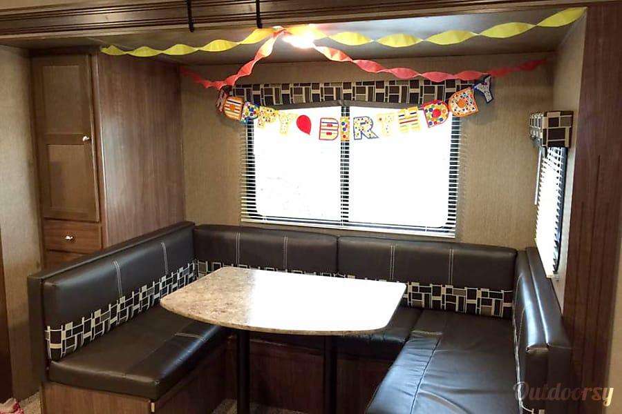 interior 2017 Coleman Phoenix, AZ
