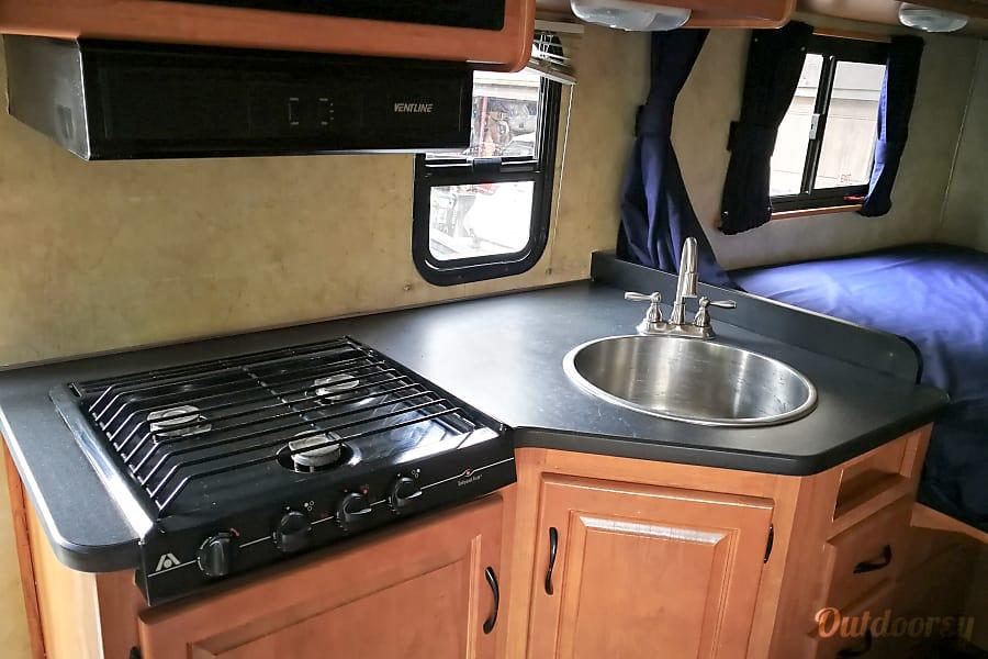 interior 2012 Majestic 23A La Verne, CA