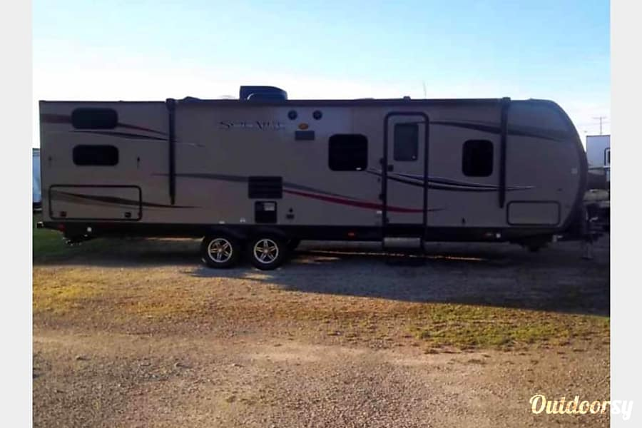 exterior 2014 Forest River Solaire- DELIVERY ONLY Traverse City, MI