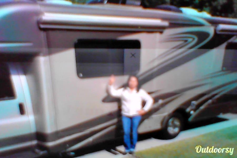 2010 Holiday Rambler Augusta Fresno, CA