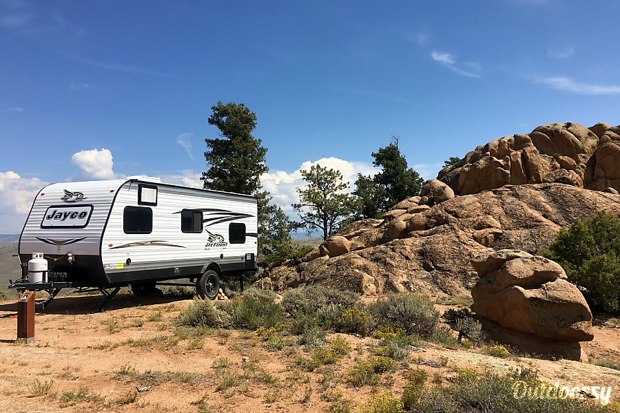 #4 The Best Glamper Yet! 2018 Jayco Jay Flight 174BH Gunnison, CO