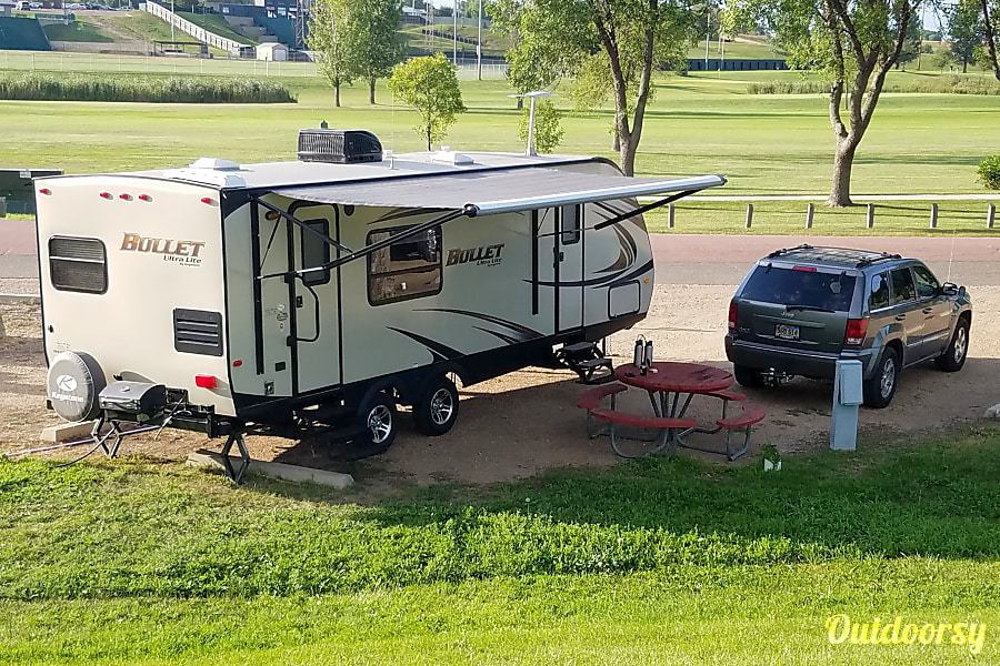 2014 Keystone Bullet Bullet Trailer Rental In Artesian Sd