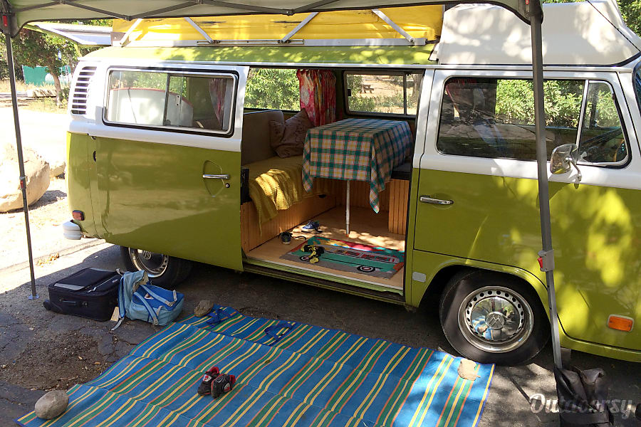 1976 Volkswagen Westfalia Los Angeles, CA