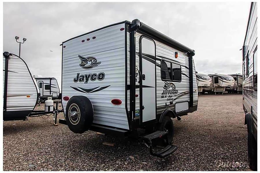 2016 Jayco Jay Flight 145rb Baja Travel Trailer Port Coquitlam, BC