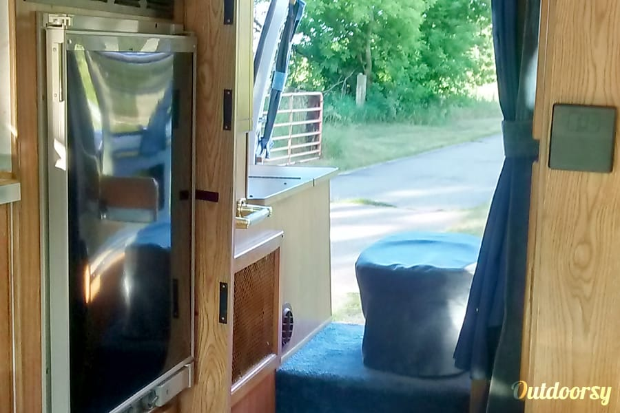 interior 2009 Dodge Coachman Kendall, WI