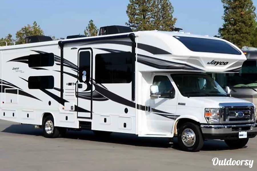 2018 jayco greyhawk motor home class c rental in monument co