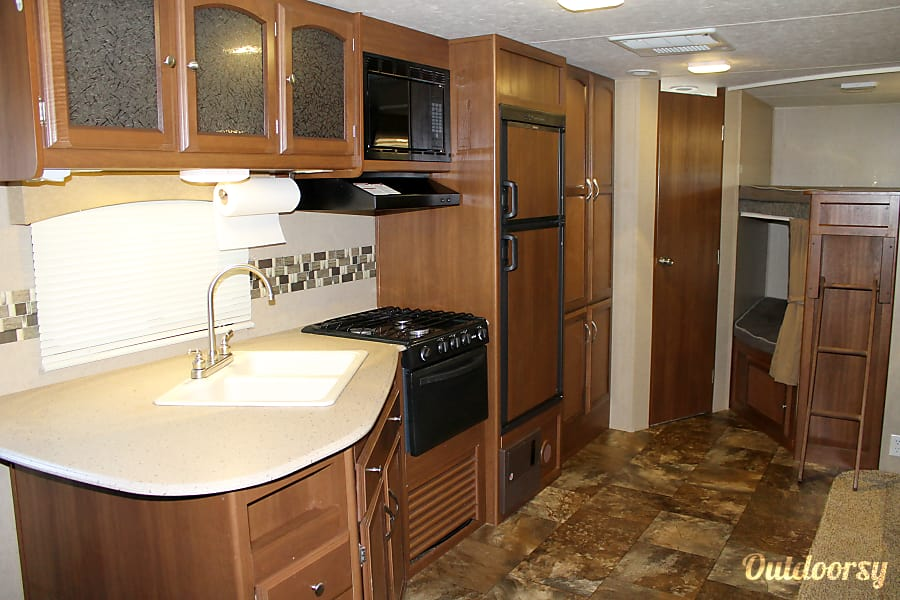 interior Camper's Delight Wylie, TX
