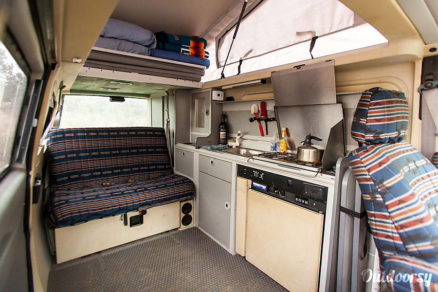 Tilly Jane: Eurovan Camper Portland, OR