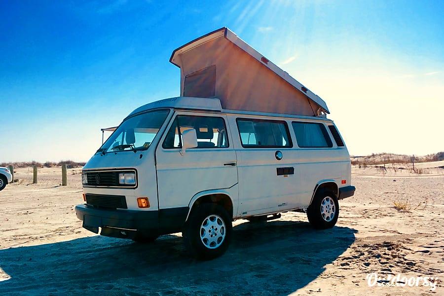 1991 Volkswagen Westfalia Vanagon Motor Home Charleston, SC