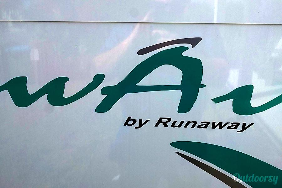 """WAV"" 2017 Runaway Camper Cleveland, TN"