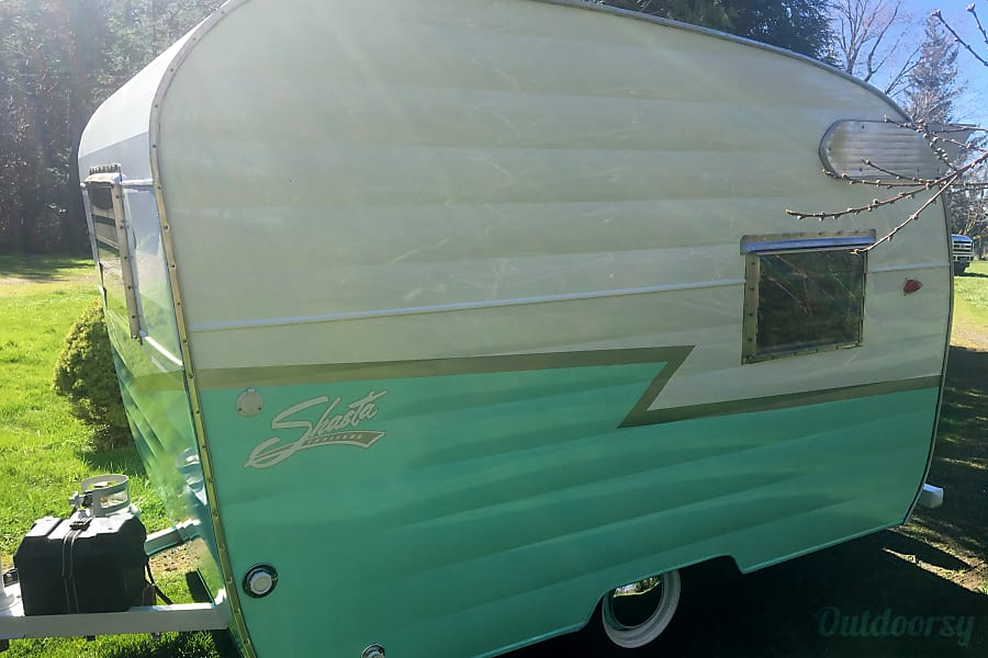 1962 Shasta Other Trailer Rental In Corvallis Or Outdoorsy