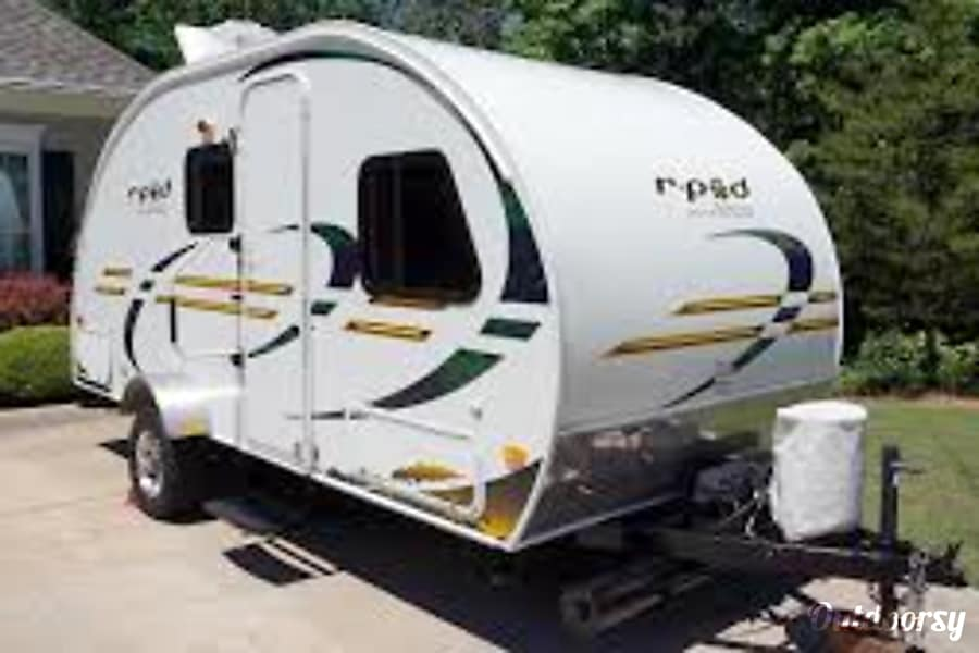 2011 Forest River R-Pod Trailer Rental in Summerville, SC | Outdoorsy