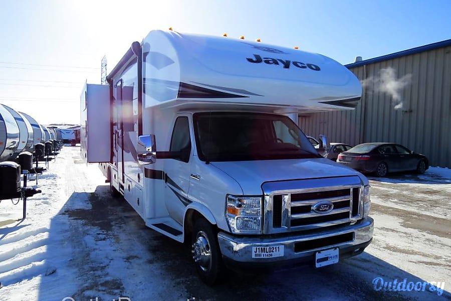 2018 Jayco GreyHawk 31FS 32' - C3 West Fargo, ND