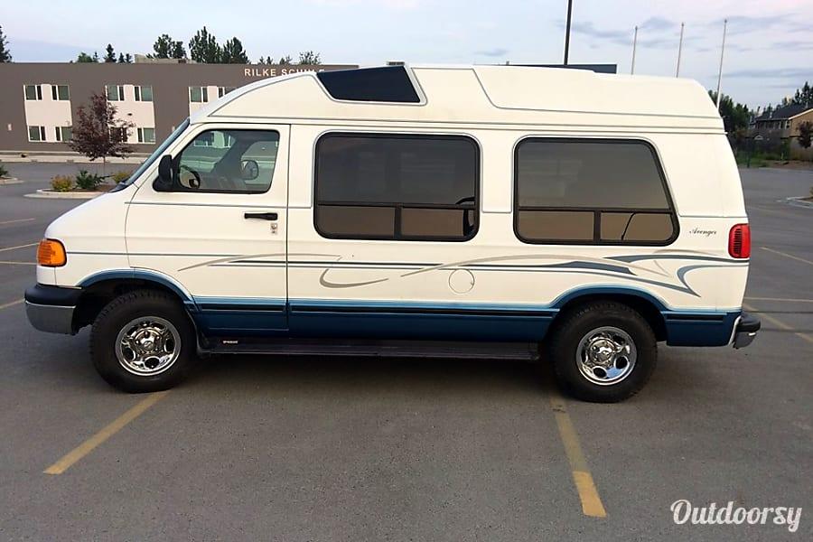 Dodge 1500 Conversion Van Anchorage