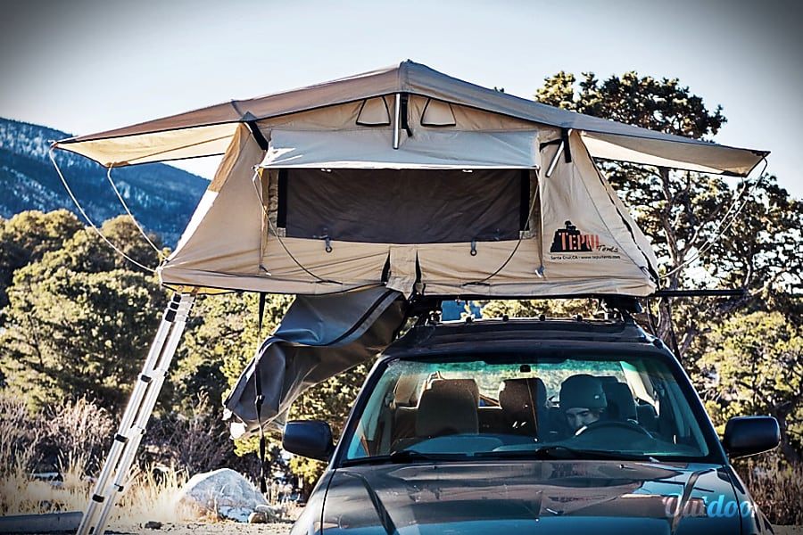 2018 Tepui Roof Top Tent Motor Home Other Rental In Fort