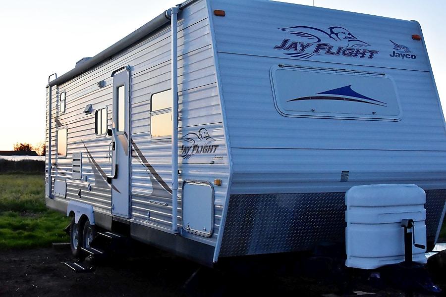 exterior 2006 Jayco Jay Flight Sanger, CA