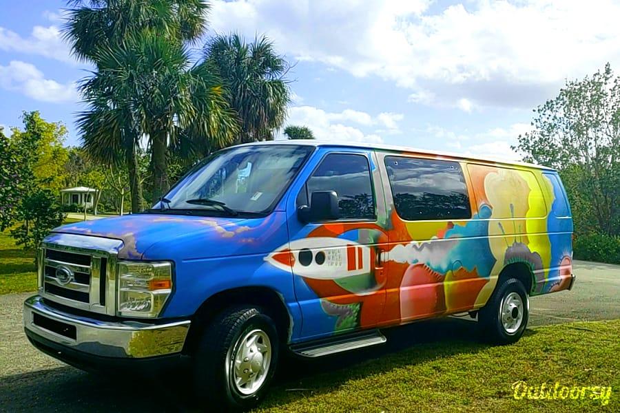 Spaceman! Hallandale Beach, FL