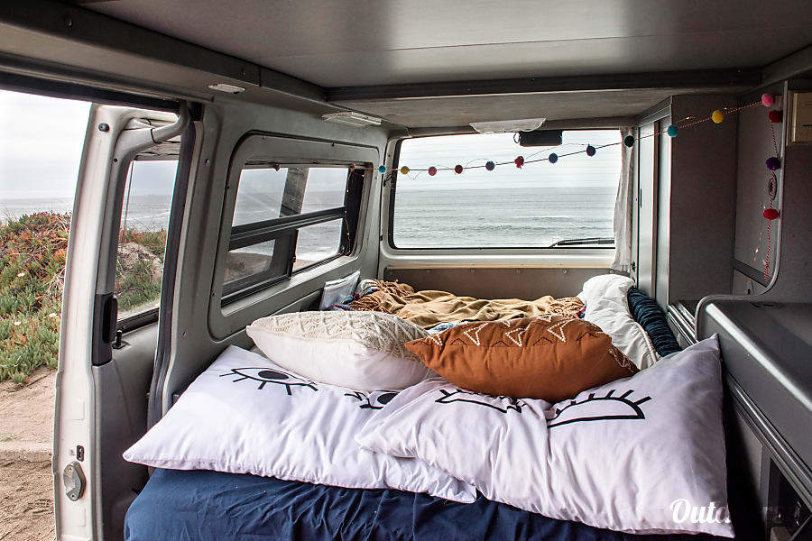 Marin Mountaineer: Eurovan Camper San Francisco, CA