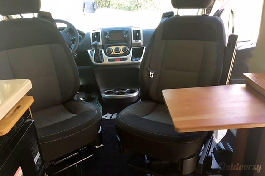 2016 Winnebago Travato Motor Home Class B Rental In