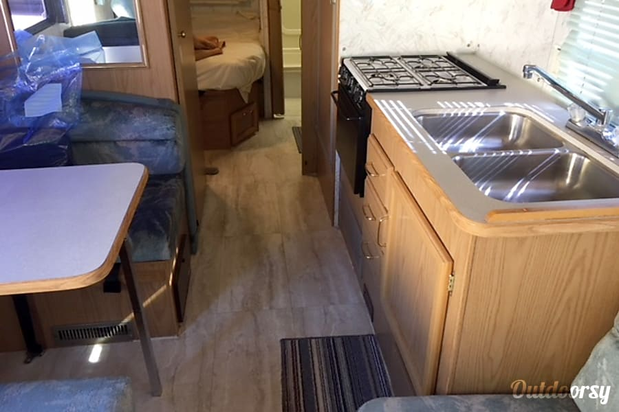 interior 1996 Fleetwood Flair Tempe, AZ