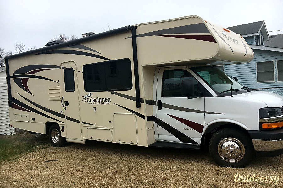 2018 Coachmen Freelander Chesapeake Beach, MD