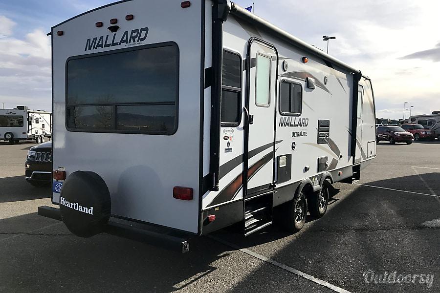 2018 Heartland Mallard Trailer Rental in Santa Fe, NM ...