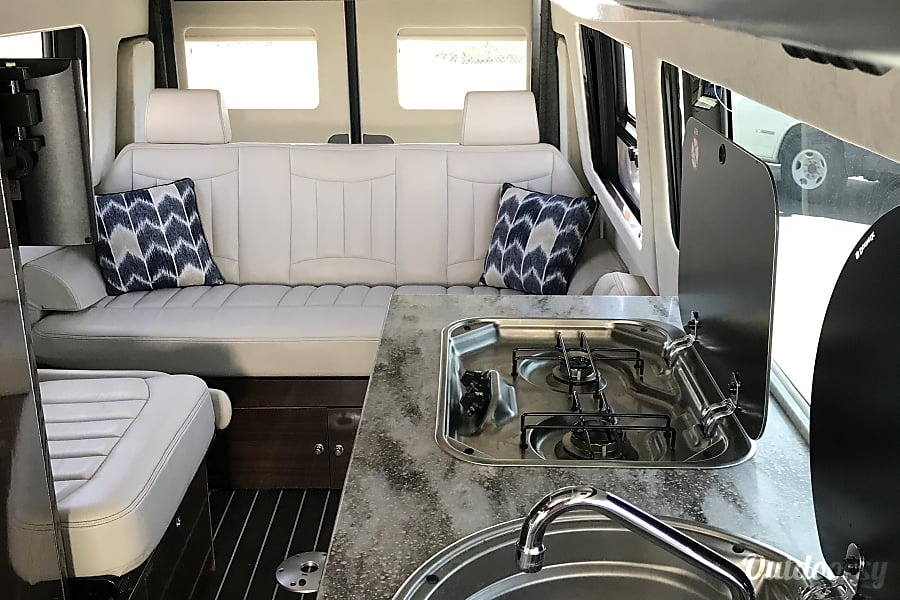 2016 Airstream Interstate Motor Home Camper Van Rental In Englewood