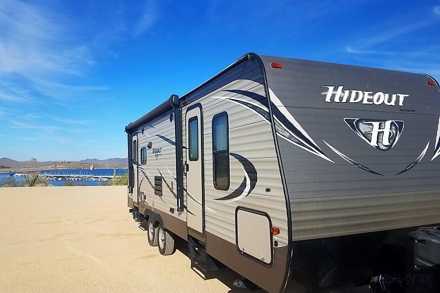 Hudson Hideout! Glendale, AZ