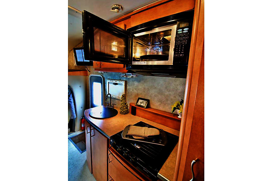 interior Enjoy this RV in the Smoky Mountains! Sevierville, TN