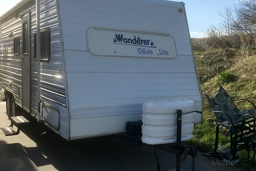 2001 Thor Wanderer Trailer Rental In Ogden Ut Outdoorsy