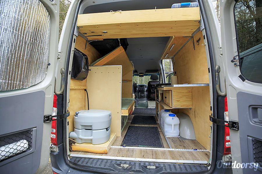 interior 2015 Mercedes-Benz Sprinter (Van Wilder) Stratham, NH