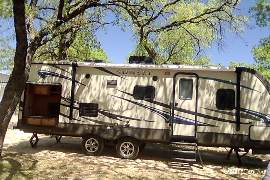 2014 Crossroads Sunset Trail Reserve Decatur, TX