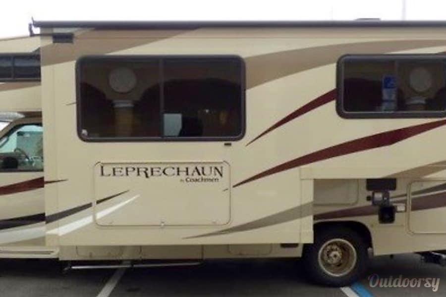 exterior 2017 Coachmen Leprechaun: Perfect Couple's RV!!! Palm Coast, FL