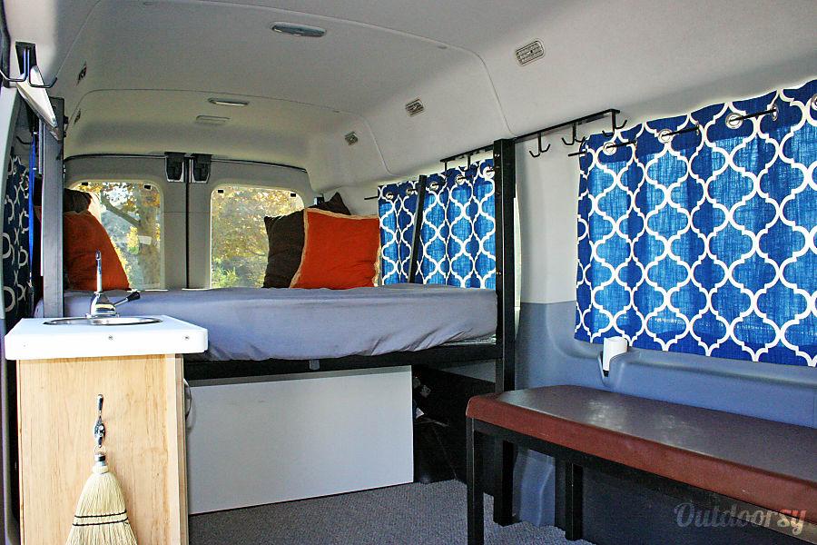interior Medium #5 (Sleeps 2) Salt Lake City, UT