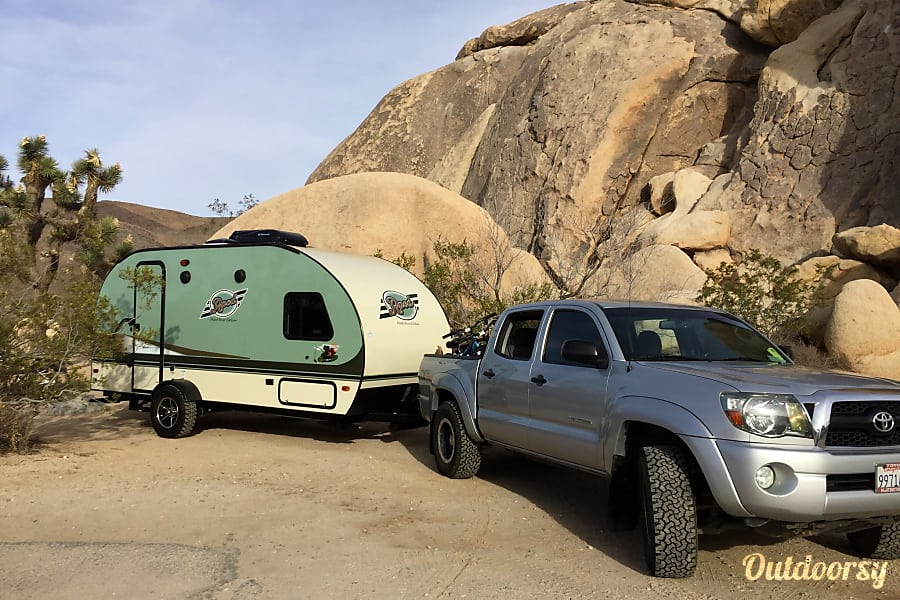 2017 Forest River R Pod Trailer Rental In Ontario Ca