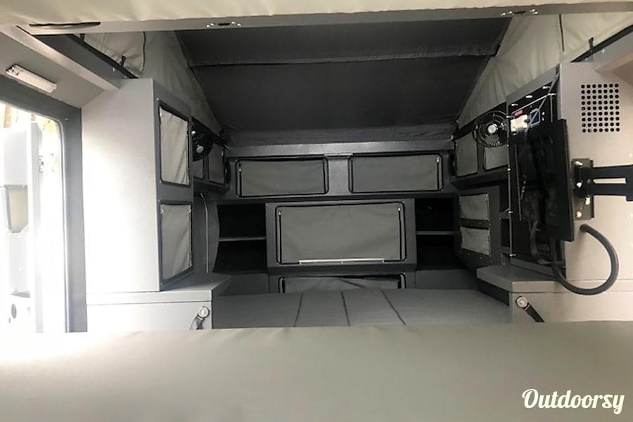 interior 2018 Conqueror UEV-490 Platinum Newtown Square, PA