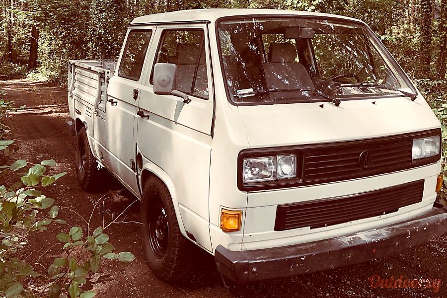 exterior Van #7 Doka Dan Bainbridge Island, WA