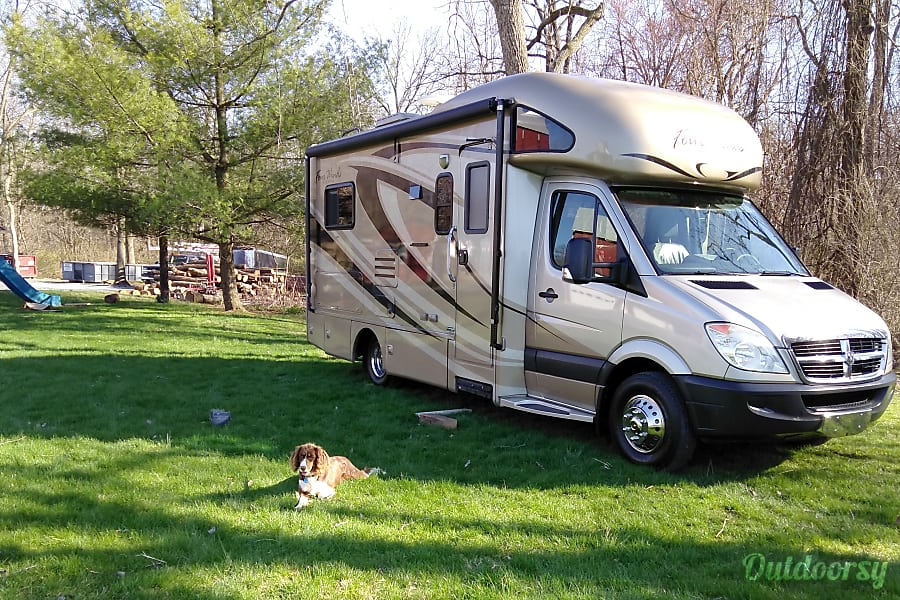 2008 Thor Motor Coach Four Winds Siesta Sprinter Ronks, PA