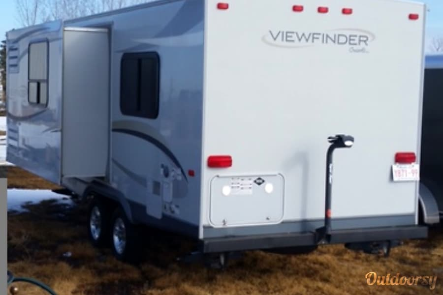 exterior 2009 Cruiser Rv Corp View Finder Calgary, AB