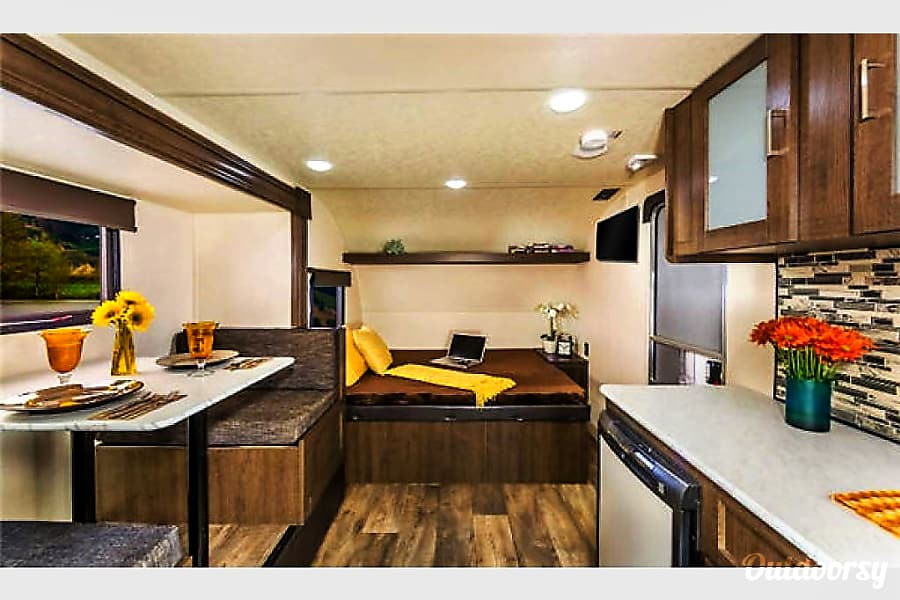 CADE your perfect camper for weekend getaway or long trip! Mansfield, TX