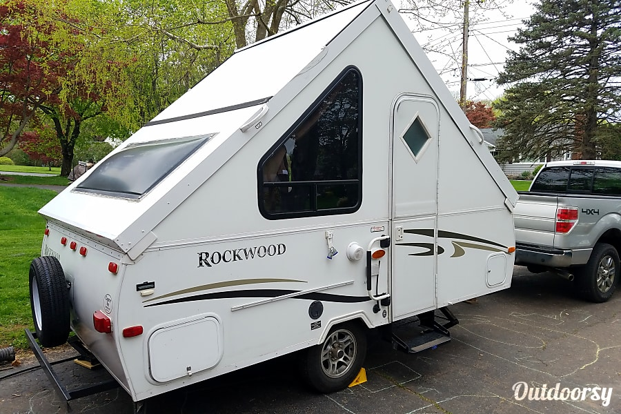 2011 Forest River Rockwood Trailer Rental in Portland, CT | Outdoorsy