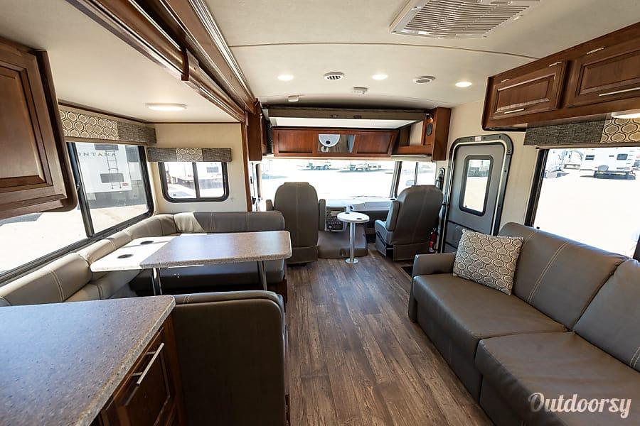 interior 2019 Forest River Fr3 32DS Aurora, CO
