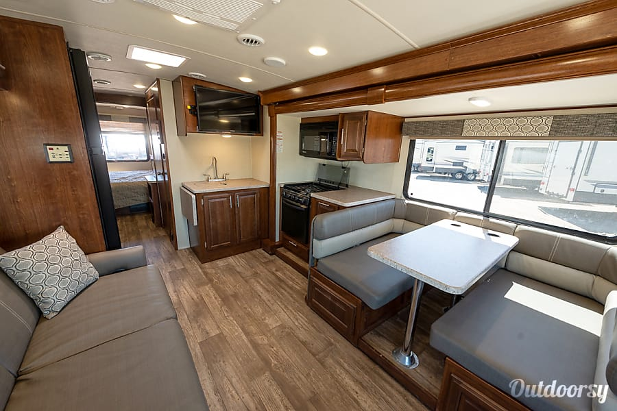 2019 Forest River Fr3 Motor Home Class A Rental In Aurora