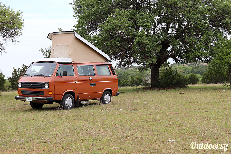 1984 Volkswagen Westfalia Vanagon Austin, TX